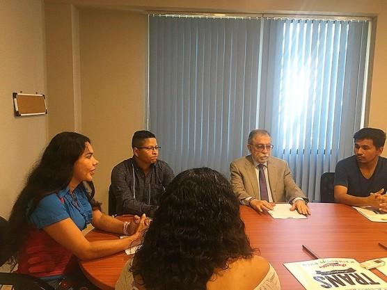 Corte Constitucional de Ecuador se reúne luego de 20 años con LGBT - Asociación Silueta X - Transmasculinos Ecuaador - Federacion ecuatoriana de organizaciones LGBT - Niñez y adolesc