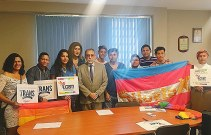 Corte Constitucional de Ecuador se reúne luego de 20 años con LGBT - Asociación Silueta X - Transmasculinos Ecuador - Federacion ecuatoriana de organizaciones LGBT - Niñez y adolesce