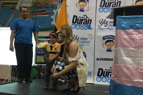Evento de Niños y niñas transgeneros Durán - Guayaquil - Fundación para la niñez y adolescencia trans Ecuador 2018 (11)