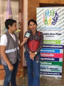 Evento de Niños y niñas transgeneros Durán - Guayaquil - Fundación para la niñez y adolescencia trans Ecuador 2018 (15)