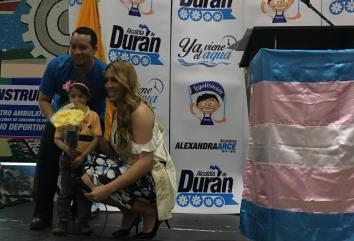 Evento de Niños y niñas transgeneros Durán - Guayaquil - Fundación para la niñez y adolescencia trans Ecuador 2018 (16)