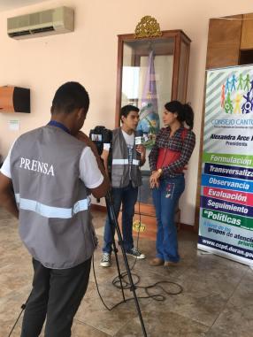 Evento de Niños y niñas transgeneros Durán - Guayaquil - Fundación para la niñez y adolescencia trans Ecuador 2018 (17)