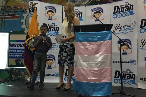 Evento de Niños y niñas transgeneros Durán - Guayaquil - Fundación para la niñez y adolescencia trans Ecuador 2018 (18)
