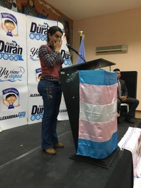 Evento de Niños y niñas transgeneros Durán - Guayaquil - Fundación para la niñez y adolescencia trans Ecuador 2018 (20)
