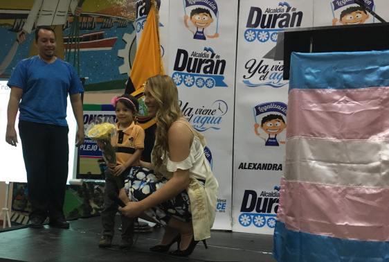 Evento de Niños y niñas transgeneros Durán - Guayaquil - Fundación para la niñez y adolescencia trans Ecuador 2018 (25)