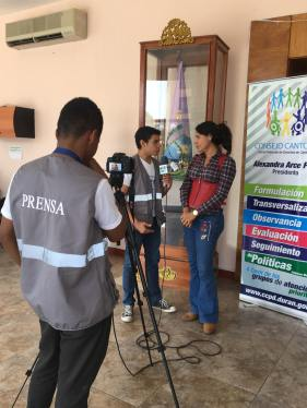 Evento de Niños y niñas transgeneros Durán - Guayaquil - Fundación para la niñez y adolescencia trans Ecuador 2018 (28)