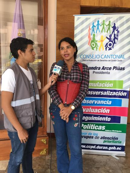Evento de Niños y niñas transgeneros Durán - Guayaquil - Fundación para la niñez y adolescencia trans Ecuador 2018 (30)