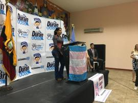 Evento de Niños y niñas transgeneros Durán - Guayaquil - Fundación para la niñez y adolescencia trans Ecuador 2018 (31)
