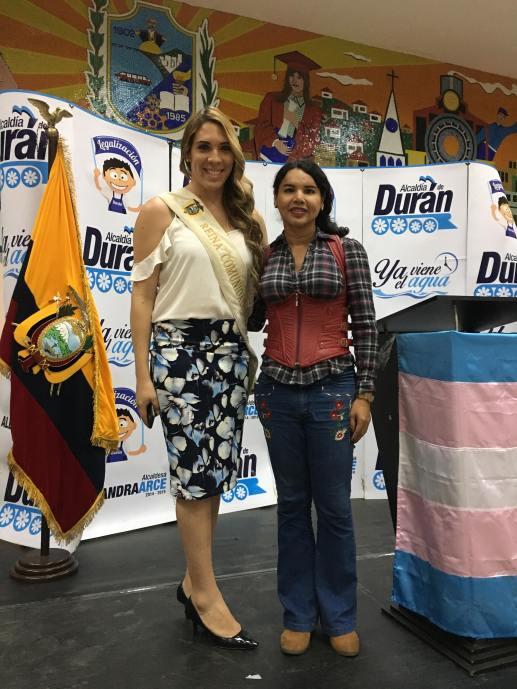 Evento de Niños y niñas transgeneros Durán - Guayaquil - Fundación para la niñez y adolescencia trans Ecuador 2018 (7)