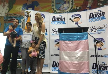 Evento de Niños y niñas transgeneros Durán - Guayaquil - Fundación para la niñez y adolescencia trans Ecuador 2018 (8)