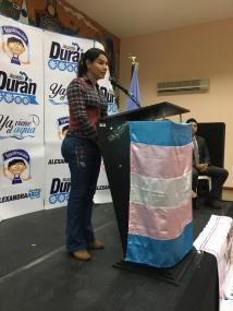 Evento de Niños y niñas transgeneros Durán - Guayaquil - Fundación para la niñez y adolescencia trans Ecuador 2018 (9)